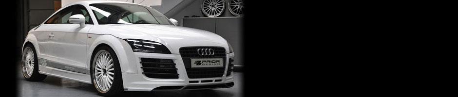 Audi TT 8N Bodykit
