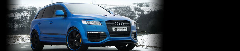 Audi Q7 Bodykit