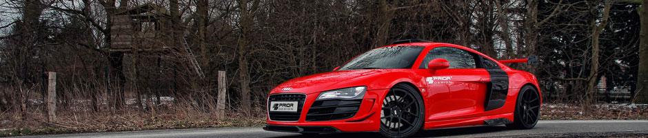Audi R8 Bodykit