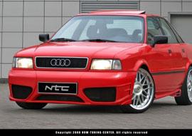 Frontstoßstange für den Audi 80
