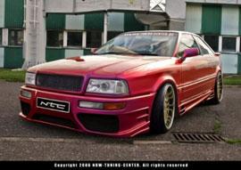 Seitenschweller für den Audi 80