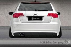 Heckansatz für den Audi A3 8PA