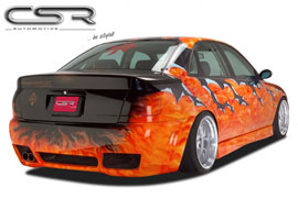 Heckstoßstange für den Audi A4 B5