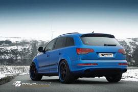 Verbreiterungen für den Audi Q7