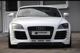 Frontstoßstange für den Audi TT 8J