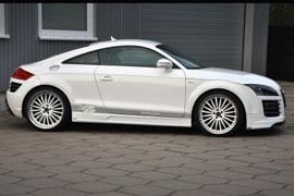 Seitenschweller für den Audi TT 8J