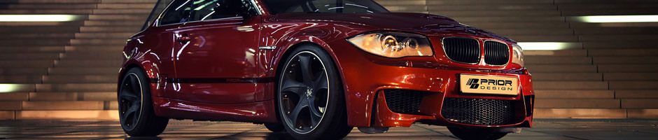 BMW 1er Bodykit