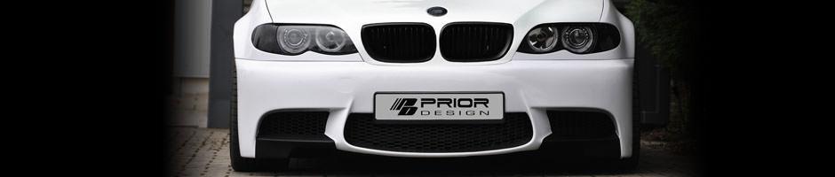 BMW 3er Bodykit