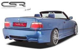 Heckstoßstange für den  BMW 3er (E36)