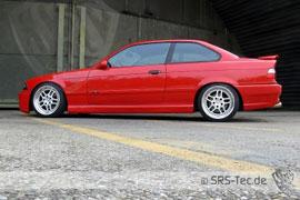 Seitenschweller für den  BMW 3er (E36)