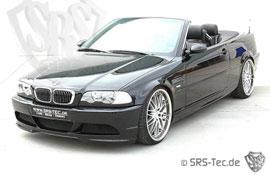 Frontstoßstange für den BMW 3er (E46)