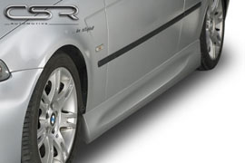 Seitenschweller für den BMW 3er (E46)