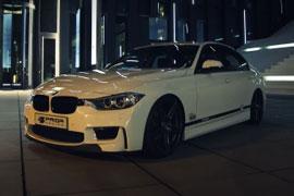 Frontstoßstange für den BMW 3er (F30)