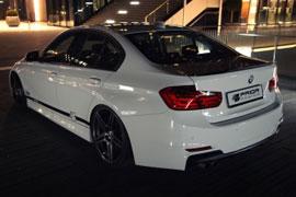 Heckstoßstange für den BMW 3er (F30)