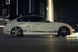 Seitenschweller für den BMW 3er (F30)