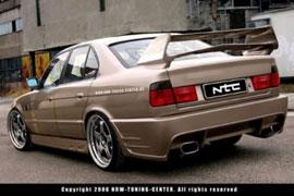 Heckstoßstange für den BMW 5er (E34)