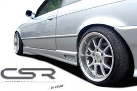 Seitenschweller für den BMW 5er (E34)
