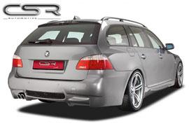 Heckstoßstange für den BMW 5er (E60 / E61)