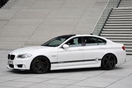 Seitenschweller für den BMW 5er (F10)