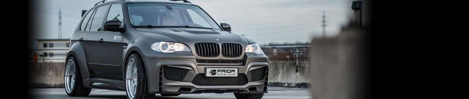 BMW X5 Bodykit