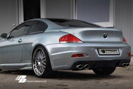 Heckstoßstange für den BMW 6er (E63 / E64)