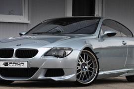 Seitenschweller für den BMW 6er (E63 / E64)
