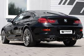 Heckstoßstange für den BMW 6er (F12 / F13)