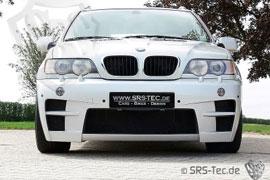Frontstoßstange für den BMW X5 (E53)