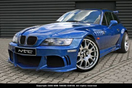 Frontstoßstange für den BMW Z3