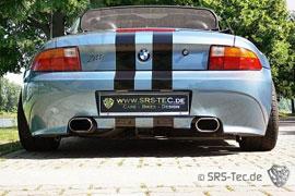 Heckstoßstange für den BMW Z3