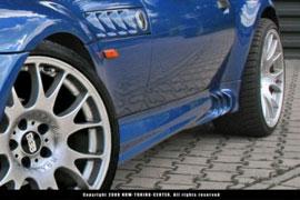 Seitenschweller für den BMW Z3