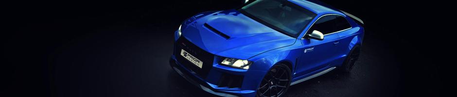 Audi A5 Tuning Bodykit