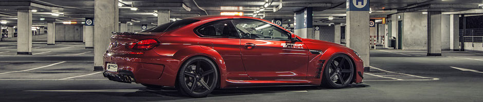 BMW 6er Tuning Bodykit