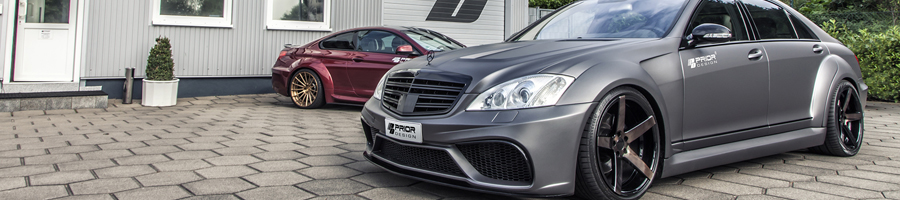 Mercedes S-Klasse W221 Tuning Bodykit