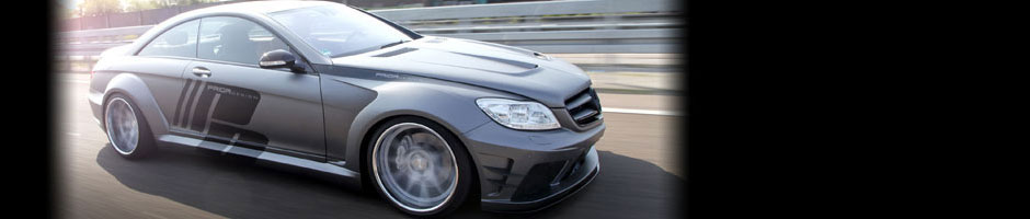 Mercedes CL Bodykit