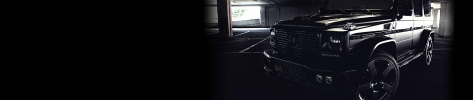 Mercedes G-Klasse Bodykit