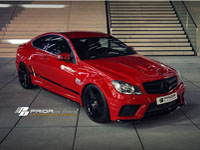 mercedes c klasse coupe w204 tuning und bodykit. Black Bedroom Furniture Sets. Home Design Ideas