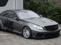 Mercedes CL W216 FL