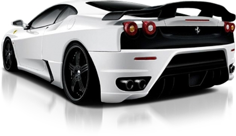 Premier4509 Limited Edition Ferrari F430 Tail Light Covers