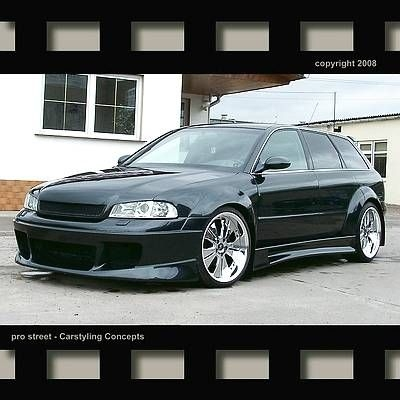 Sf1 Wide Bodykit For Audi A4 Variant