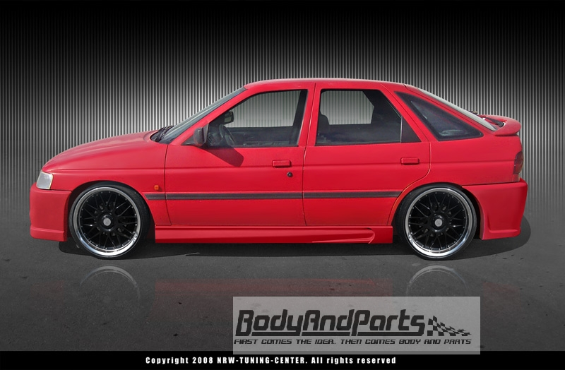 ford escort side skirts priorford escort side skirts prior body and parts
