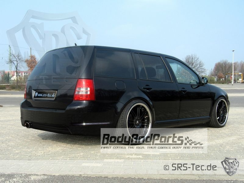 rear bumper r style vw golf 4 kombirear bumper r style vw golf 4 kombi. Black Bedroom Furniture Sets. Home Design Ideas