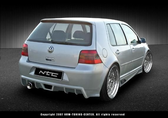 vw golf 4 hecksto stange k racing. Black Bedroom Furniture Sets. Home Design Ideas