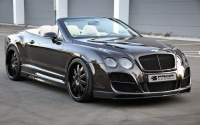 Bentley Continental GT/GTC Motorhaube PRIOR-DESIGN