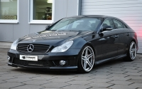 Mercedes CLS W219 side skirts PD600
