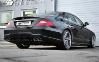Mercedes CLS W219 rear bumper PD600