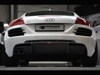 Audi TT 8J Rear bumper PRIOR-DESIGN