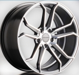 Advance Wheels AV3.0 Gunmetall Polished