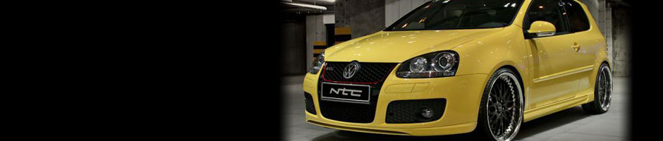 VW Golf 5 Bodykit