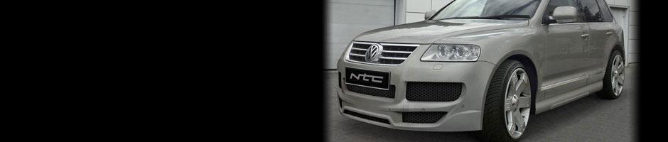 VW Touareg Bodykit